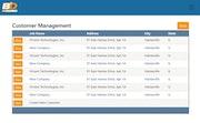 BidDesign customer management
