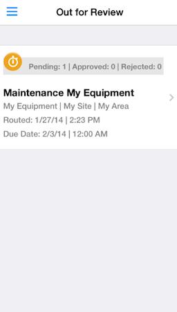 Brady LINK360 maintenance request