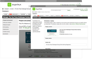 Webinar scheduling