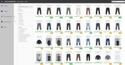 FashionBoard overview of all styles