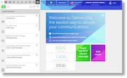 DeliverySlip admin dashboard