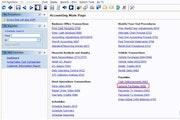 ERA-IGNITE accounting main page