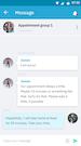 CareClix instant messaging