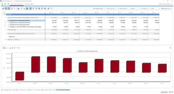 Cash Flow Overview