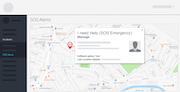 Crises Control SOS alerts