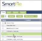 SmartFile centralized file management