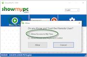 Change file transfer