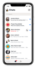 Workplace by Facebook - Chat Inbox
