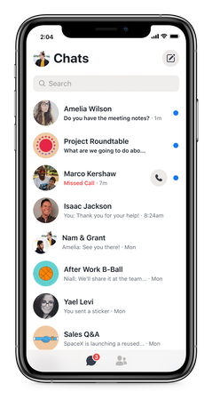 Chat Inbox