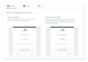 Chatmeter templates