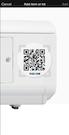 CHEQROOM scan QR codes