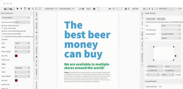 CHILI publisher design templates