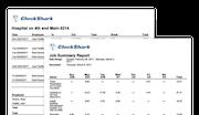 ClockShark - Reporting