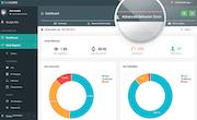 ClickGUARD dashboard