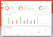 CLIDEOffice dashboard