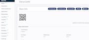 CiviCore user profile
