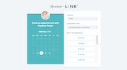 thera-LINK client scheduler screenshot