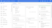Google Cloud Platform - Google Cloud Platform project information
