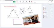 VISO TeacherView  collaborative whiteboard