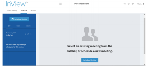 CommuniCloud meeting scheduling