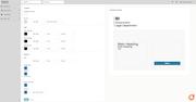 Tazio custom content management screenshot