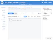 Couchbase Server analytics