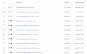Demiks Admin customer relationship management screenshot