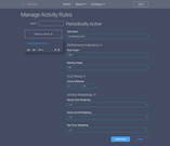 AgenTrak custom activity rules
