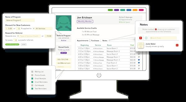HelmBot customer management