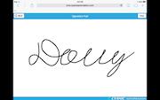 Cyanic Automation digital signatures