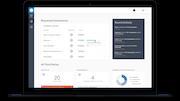 CyberGRX customer dashboard screenshot
