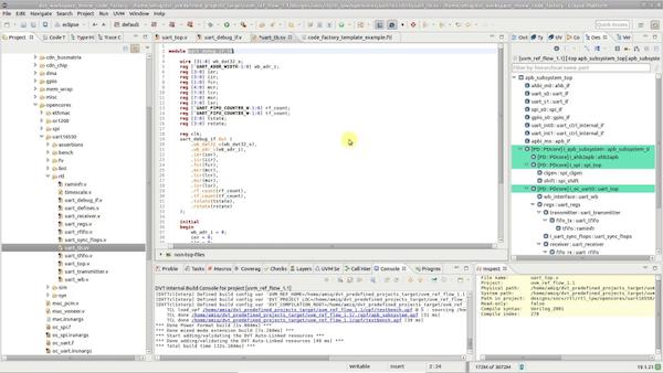 DVT Eclipse IDE projects