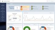 The Great Bay Network Intelligence Platform dashboard