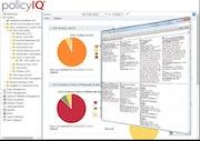 policyIQ dashboard screenshot