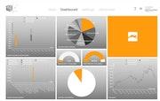 Agiblocks dashboard