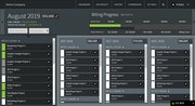 FuelGauge dashboard screenshot