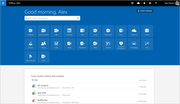 Office 365 - Dashboard