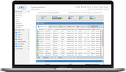 Unify Mortgage CRM dashboard
