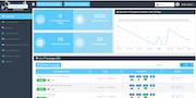 Discount Coupon Sender dashboard screenshot