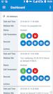 CreateWebinar dashboard