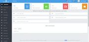 Cybersys POS dashboard screenshot