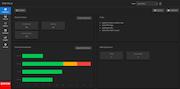 ClickShare Conference dashboard