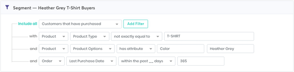 DataQ segmentation