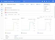 Google Cloud Platform deployment details