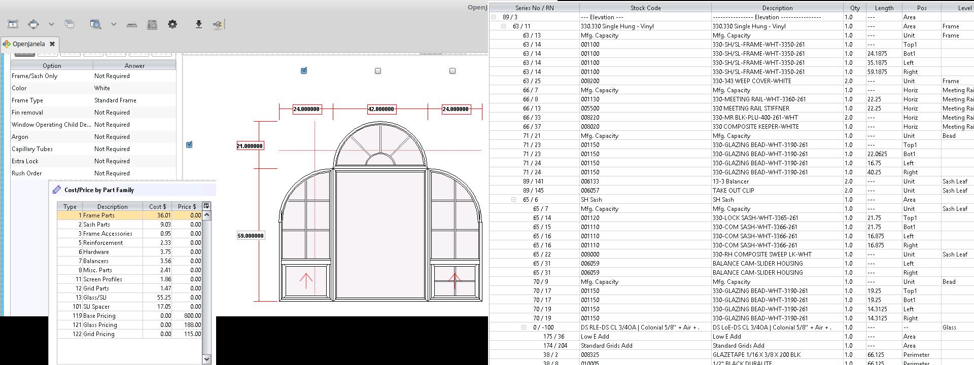 Design configurator