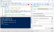 dbForge DevOps Automation for SQL Server Windows PowerShell screenshot