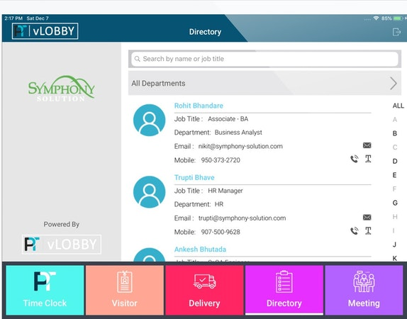 PurelyTracking directory