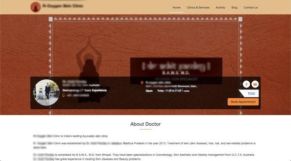 DigiQure Doctor Profile