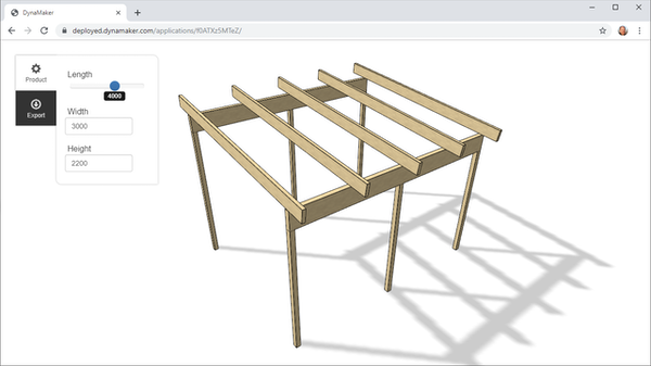 DynaMaker table design