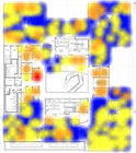 ActivityAnalysis - Heat map showing utilization patterns